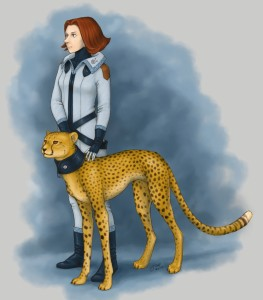 Sigrun and Gepard